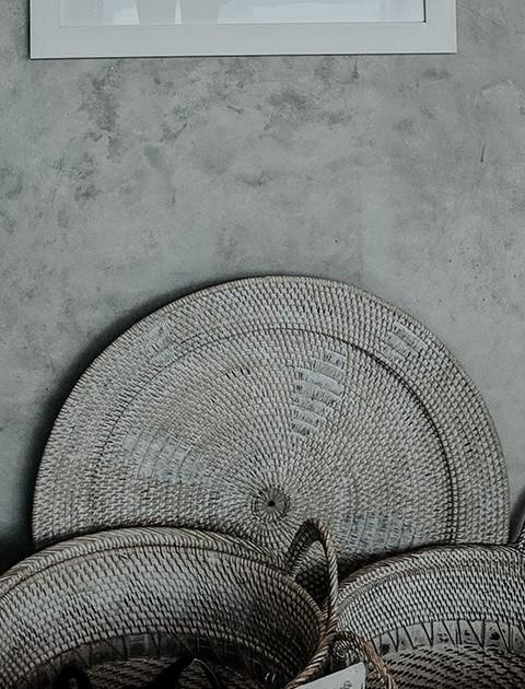 Ψάθινα-Bamboo