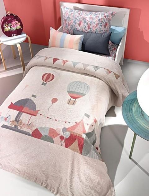 Παιδικές Κουβέρτες-Κουβερλί
