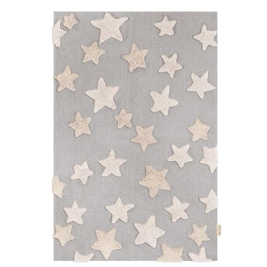Χαλί Night Sky Silver 100% βαμβακερό by Guy Laroche 100x150 εκ.