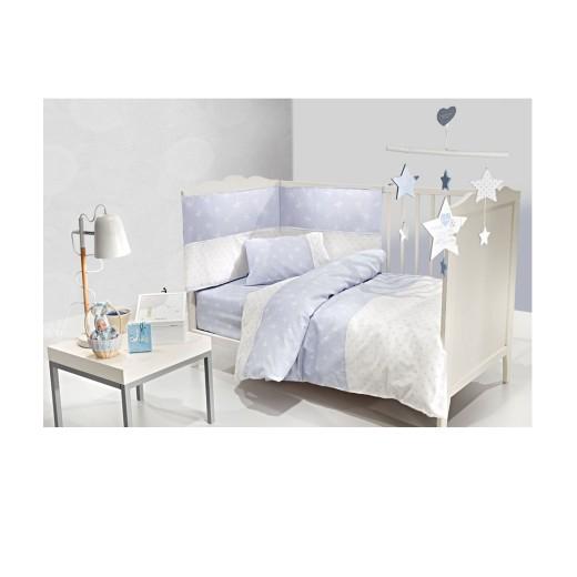 Σετ Bebe Heaven L.Blue Σετ 3 τμχ. (ΠΘ-ΜΞ-ΠΑΝΤΑ) 163X225 by Guy Laroche