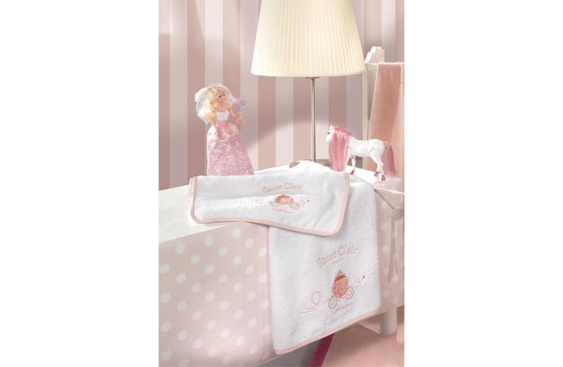 Σετ πετσέτες βρεφικές 2 τμχ. Corona by Saint Clair