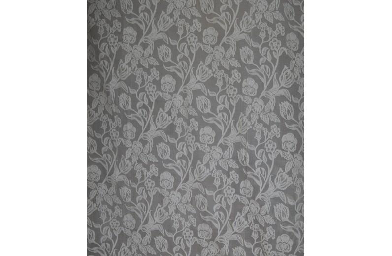 Δαντέλα βαμβακερή Φ.1,60 μ. Roses Ivory