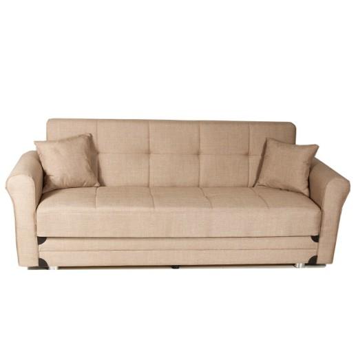 Καναπές-κρεβάτι τριθέσιος FABELLO 176760 INTΕRNO BASE - 220cm  x 80cm  x 82cm