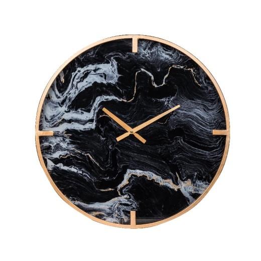 Ρολόι τοίχου - 50cm  x 5cm  x 50cm