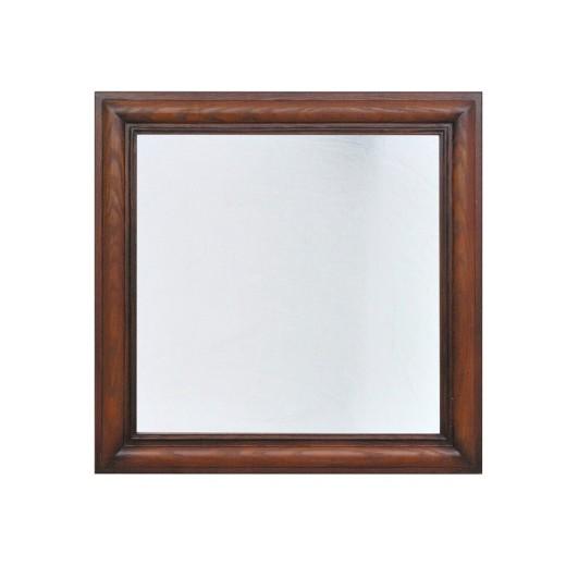 Καθρέπτης ξύλινος 82Χ82 - 82cm  x 82cm
