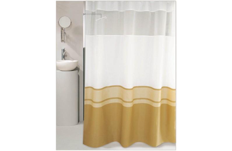 Κουρτίνα μπάνιου ξενοδοχείου SPIRIT 180X180