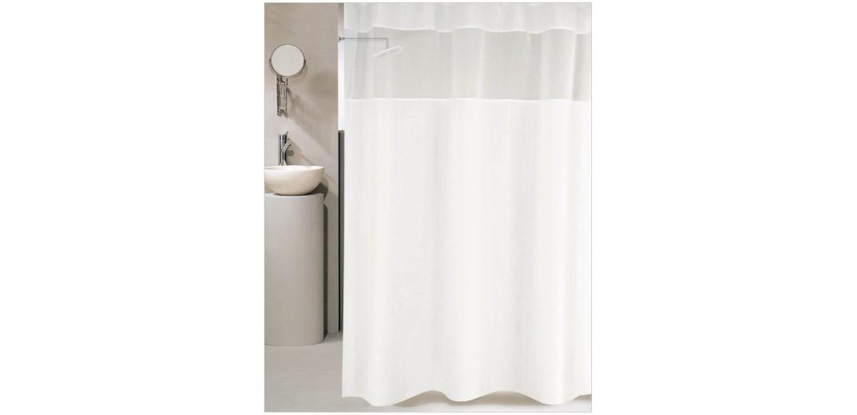 Κουρτίνα μπάνιου ξενοδοχείου SNOW 240X180