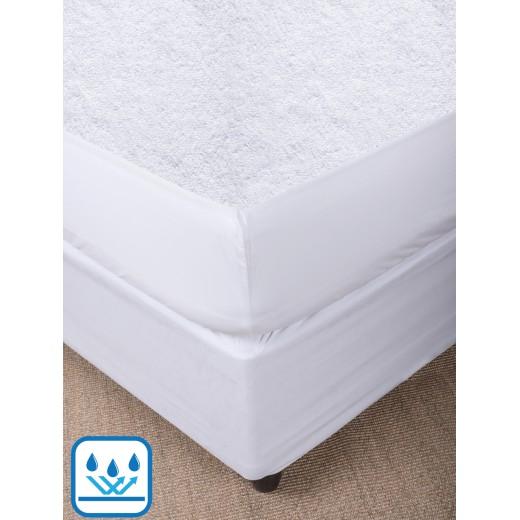 Προστατευτικό στρώματος cotton/pu 180X200+30