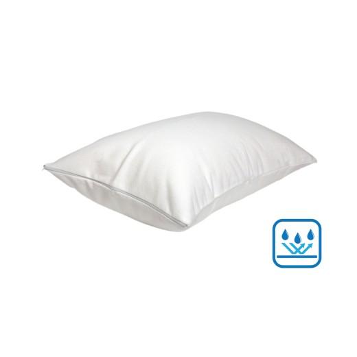 Προστατευτικό μαξιλαριού cotton/pu 50X70 (Σετ 2 τεμ.)