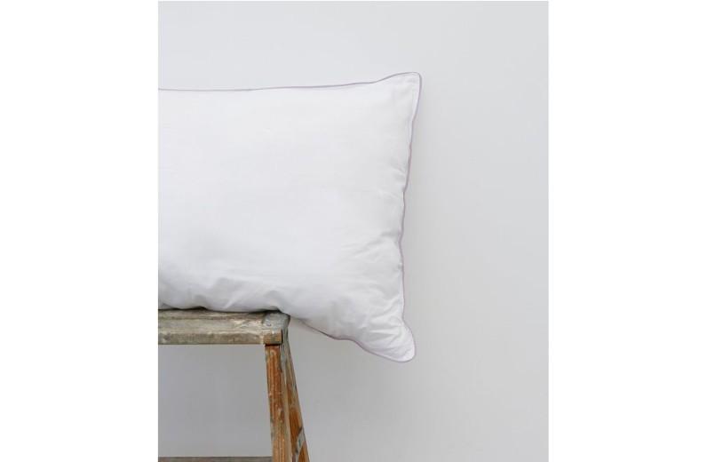 Μαξιλάρι μαλακό 50X70 εκ. βαμβάκι/Fiberball 600 gr/m2
