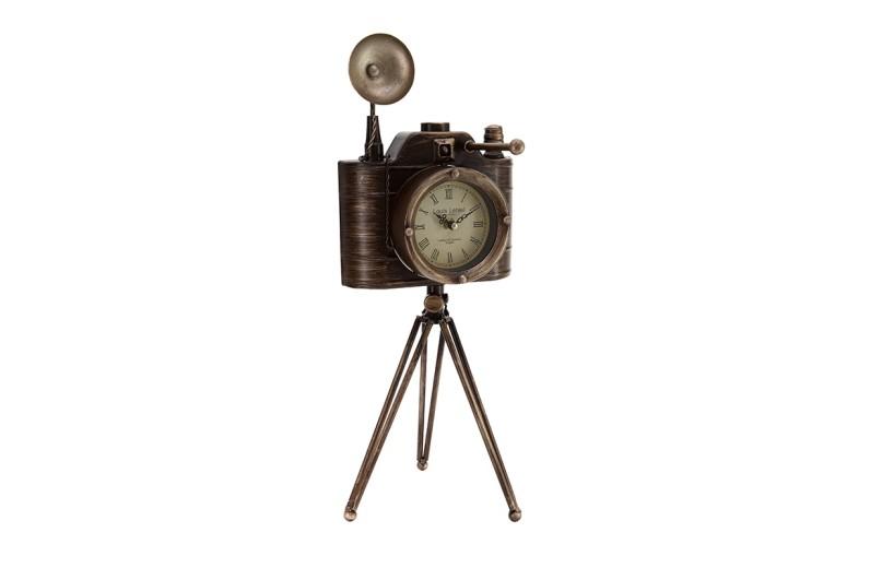 Ρολόι Επιτραπέζιο - 23cm  x 21cm  x 52cm