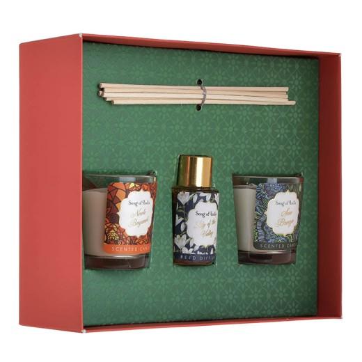 Αρωματικά Χώρου Σε Κουτί Δώρου
